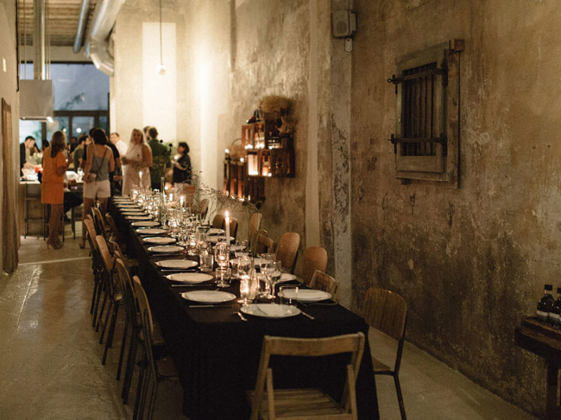 private events barcelona